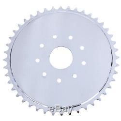80cc 2-Stroke Bike Cycling Motorized Bicycle Engine Motor Set Muffler Petrol Gas