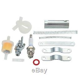 80cc 2 Stroke Motor Engine Kit Gas for Motorized Bicycle Bike 415 Bike Chain USA