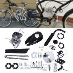 80cc 2 Stroke Petrol Gas Engine Motor Kits For Motorized Bike Bicycle Cycle kit