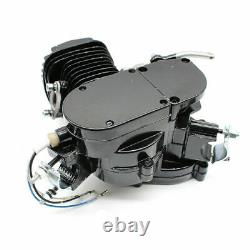 80cc Bicycle Motor Kit Bike Motorized 2-Stroke Petrol Gas Engine Single Cylinder