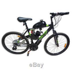 80cc Bike 2 Stroke Gas Engine Motor Kit DIY Motorized Bicycle HP
