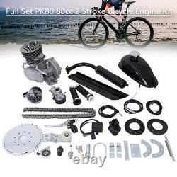 80cc Bike Bicycle 2 Stroke Motorized Petrol Gas Motor Engine Kit Set NEW