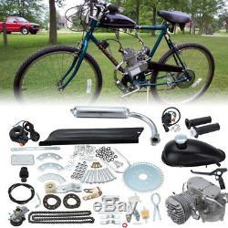 80cc Bike Bicycle Motorized 2-Stroke Petrol Gas Motor Engine Kit Set