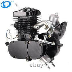 80cc Bike Bicycle Motorized 2 Stroke Petrol Gas Motor Engine Kit Set NEW