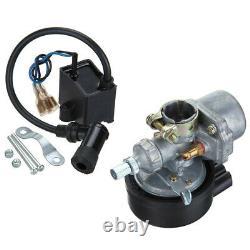 80cc Bike Bicycle Motorized 2 Stroke Petrol Gas Motor Engine Kit Set US STOCK