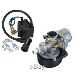 80cc Electric Start Bicycle Engine Kit 2 Stroke Gas Powered Bike Motor Engine