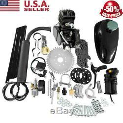 80cc Engine Motor Kit 2-Stroke Gas Engine for DIY Motorized Bicycle Bike