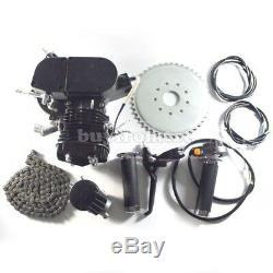 80cc Engine Motor Kit Gas Engine 2-Stroke for Motorized Bicycle Bike DIY sz-buy