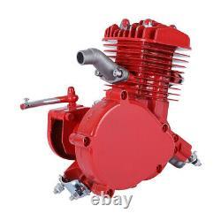 80cc Petrol Gas Motor Engine Kit 2 Stroke for Motorised Bicycle Push Bike NEW