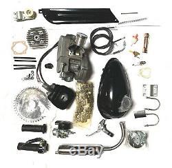 80cc Rat Kit Assembly Bicycle Motorized 2-Stroke Gas Motor Engine NEW 8mm