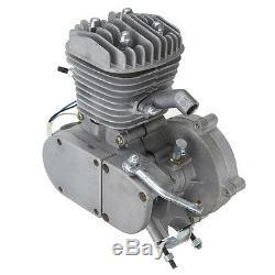80cc2-Stroke Petrol Gas Engine Motor Bicycle Kit Bike Petrol Engine Air-Cooling