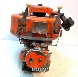 Antique Jacobson 2 Stroke Lawnmower Engine 50's Vintage Good Compression & Spark