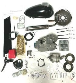 BGF 80cc KIT 2-stroke DIY motorized gas engine bike ASSEMBLY 6MM
