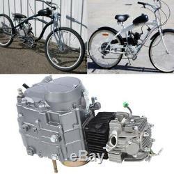 Bicycle Motor Kit 125cc 4-stroke Bike Gasoline Motorized Gas Engine Motor Retrof