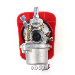 Bicycle Motorized 100CC 2-Stroke Gas Petrol Bike Engine Motor Kit Full Set 90#2L