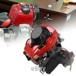 Bike Engine Motor Kit 4-Stroke 49CC Gas Petrol Motorized Bicycle Scooter HOT