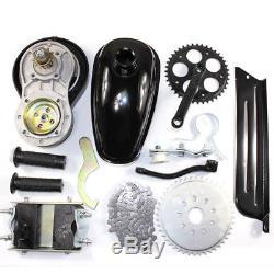 Bike Engine Motor Kit 4-Stroke 49CC Gas Petrol Motorized Bicycle Scooter New