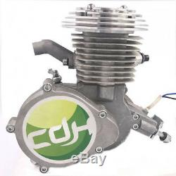 CDHPOWER 80CC PK80 Bicycle Motorized 2 Stroke Gas Motor Engine Kit With cnc head