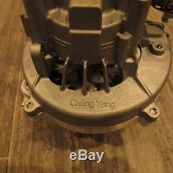 Chung Yang/Zenoah Gas 2 Stroke RC Boat Engine with Walbro Carb