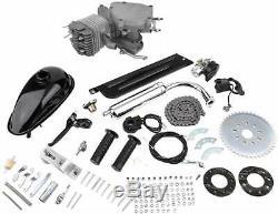 Complete 2 Stroke 50cc Motorized Bicycle Bike Motor Engine Kit Petrol Gas Motor