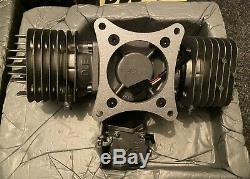 DLE 111cc Gas / Petrol Twin Cylinder 2 Stroke Engine DLE-111