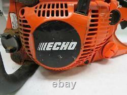 ECHO CS-490 20 in. 50.2cc Gas Chainsaw 2-Stroke Engine