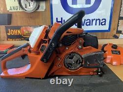 ECHO CS-590 TIMBER WOLF Gas Chainsaw 20 in. 59.8cc 2-Stroke Engine