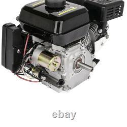 Electric Start Go Kart Log Splitter Gas Power 7.5HP 212CC Engine Motor