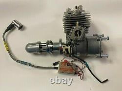 Excellent Zenoah G62 62cc Two Stroke Gas RC Remote Control Airplane Engine
