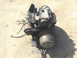 Ezgo gas engine motor 295 golf cart 4 stroke with clutch and starter generator