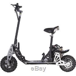 FAST EVO Gas Powered Scooter 2X 2 Speed 49cc 2HP 2 Stroke Engine Knobby Tires