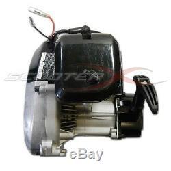 FAST Racing 49cc 2 Stroke GAS Chopper Engine Mini motorcycle go kart cart motor