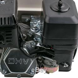 For Honda GX160 Replacement Gas Engine Air Cooled 4 Stroke 5.5HP 168F Pullstart