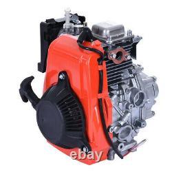 Full 49CC 4-Stroke Gas Petrol Motorized Bike Bicycle Engine Motor Kit Scooter US