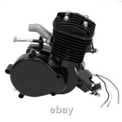 Full 80cc Bike Bicycle Motorized 2 Stroke Petrol Gas Motor Engine Kit Set US