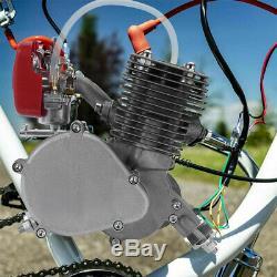 Full Set 100cc Bike Bicycle Motorized 2 Stroke Petrol Gas Motor Engine Kits Sets