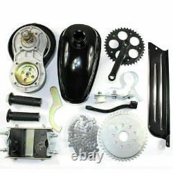 Full Set 49cc Bike Bicycle Motorized 4 Stroke Petrol Gas Motor Engine Kit Set