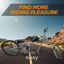 Full Set 800cc Bike Bicycle Motorized 2 Stroke Petrol Gas Motor Engine Kit Set