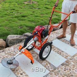 GX35 Multi 5 IN 1 Brush cutter 4 stroke Engine gas strimmer Grass cutter tiller