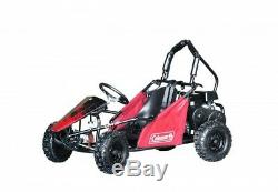 Gas Powered Go Kart Off Road 98 cc 3 HP Engine 4 Stroke OHV 1 Cylinder Teens