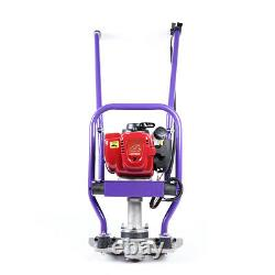 Gas Wet Concrete Power Vibrating Screed 4 stroke Gas Engine Cement Leveling