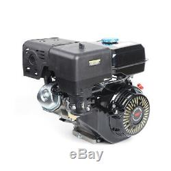 Gasoline Motor 15 HP Gas Motor 4 Stroke Engine Low Fuel Consumption Air Cooling