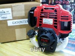 Gx50 Nts3 Honda Mini 4 Stroke Engine With Clutch 2.3 HP Horiz + Vert Position
