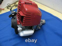 Honda GX35 4-Stroke OHC Vertical Engine Clutched PTO Output Shaft Complete