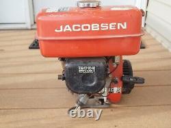 Jacobsen 984 H Rotary Lawn Mower Engine 4HP 98cc 2 Stroke Runs