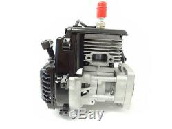King Motor 34cc 2 Stroke Gas Engine Fits HPI Baja 5B 5T CY LOSI RED CAT FG Rovan
