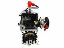 King Motor 34cc 2 Stroke Gas, Petrol Engine Fits LOSI 5IVE-T HPI Baja FG Rovan