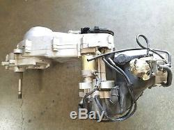 Long Case 150cc 4 Stroke Gy6 Engine Motor Moped Gas Scooter Disc Brake En30s