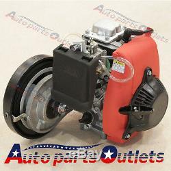 MOTORIZED BICYCLE BIKE ENGINE 4-Stroke 49CC GAS PETROL MOTOR KIT Scooter