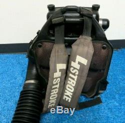 Makita BBX7600N 75.6 cc MM4 4-Stroke Engine Backpack Blower